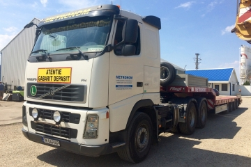 Volvo FH13-400 60t
